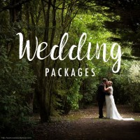 Packages for wedding photography and videography